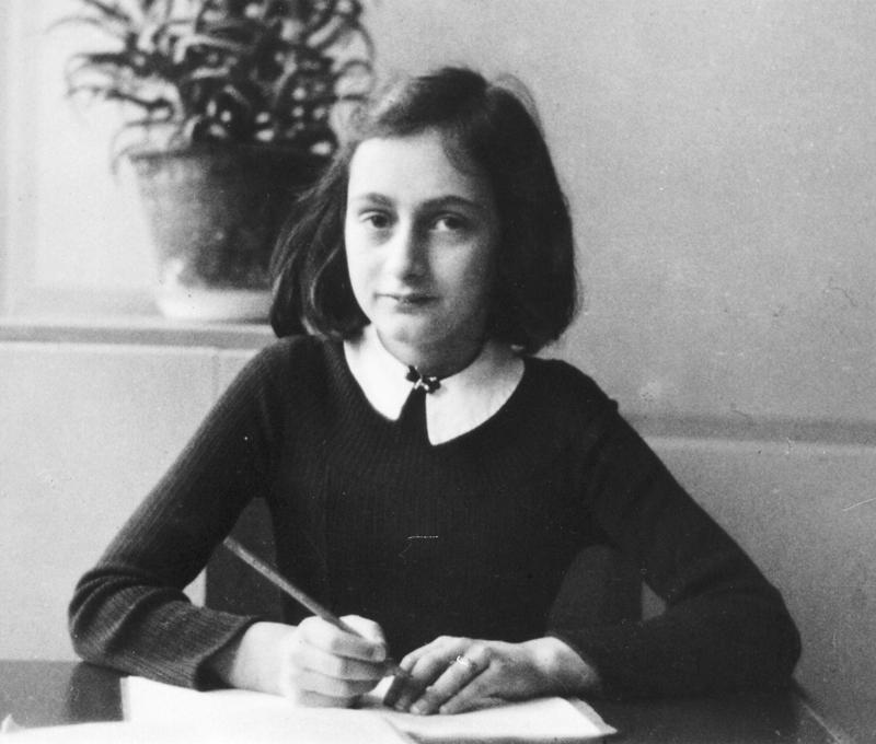 Mi tía Ana Frank | Llamamiento Argentino Judío
